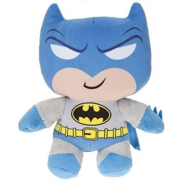 DC Comics Gift-knuffel Batman pluche 22 cm blauw