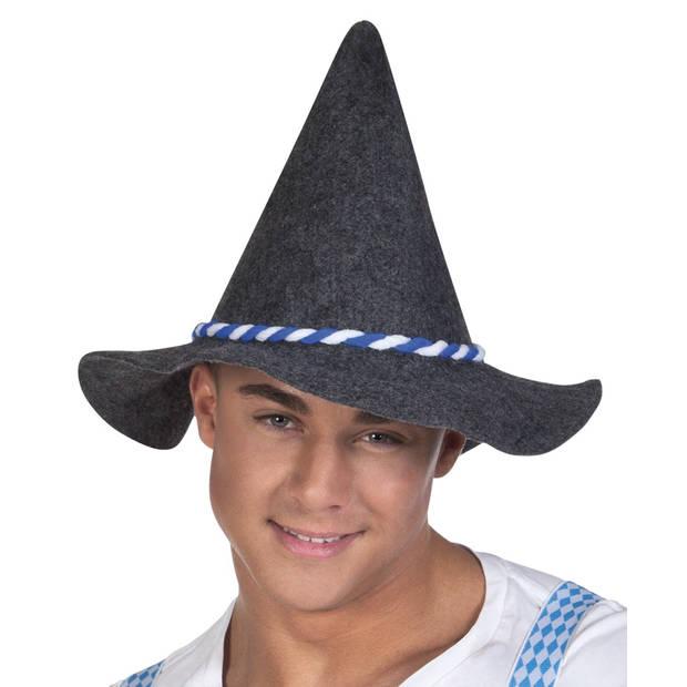 Boland hoed Bavaria blauw/wit