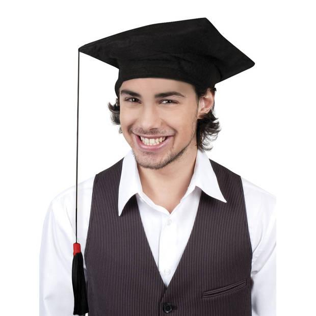 Boland hoed graduate zwart