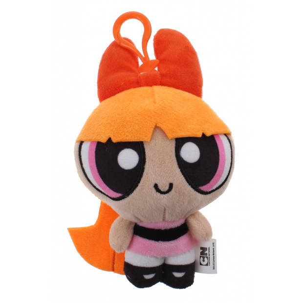 Cartoon Network Powerpuff Girls knuffel 15 cm meisjes oranje