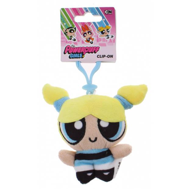 Cartoon Network Powerpuff Girls knuffel 10 cm meisjes geel