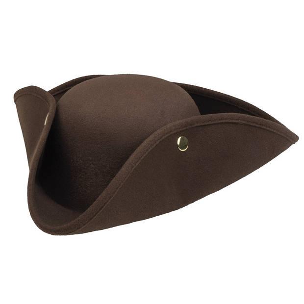 Boland hoed admiraal William bruin