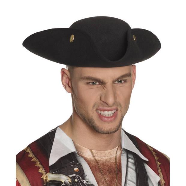 Boland hoed admiraal William zwart