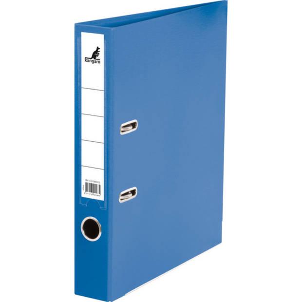 ordner Kangaro A4 2r PP 5cm blauw