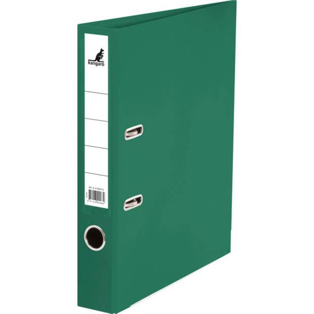 ordner Kangaro A4 2r PP 5cm groen