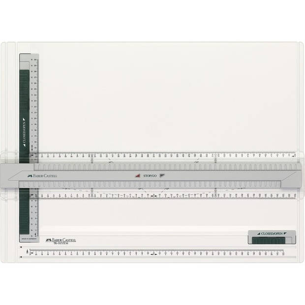 tekenplaat Faber Castell TK-System A3
