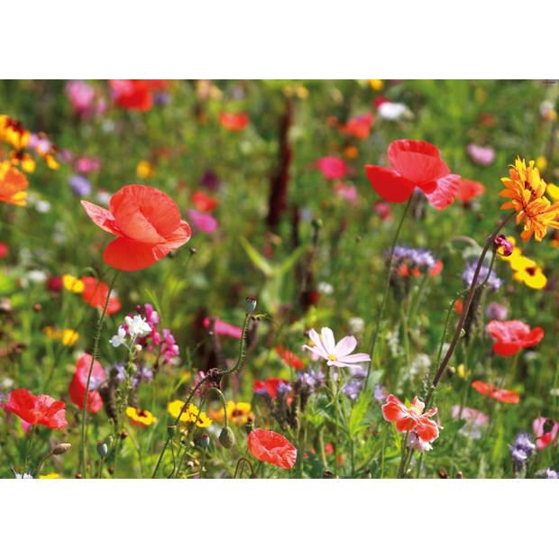 Tuindoek Potpourri Flowers 150x210cm