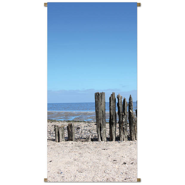 Banner Strandpalen l170b85cm