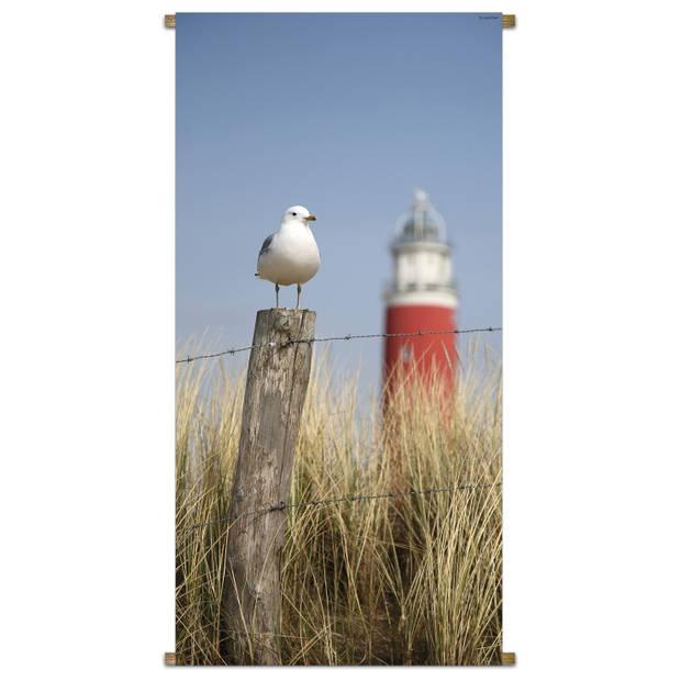 Banner Maritime Seagull 85x170cm