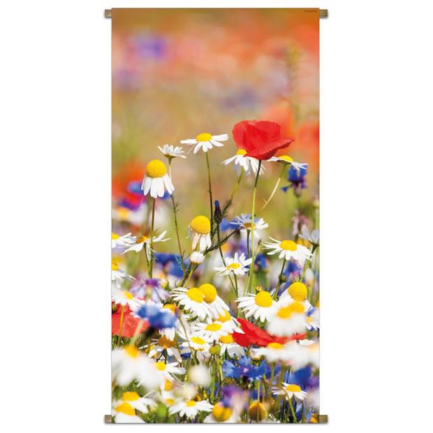 Banner Wild Flower Mixed 85x170cm