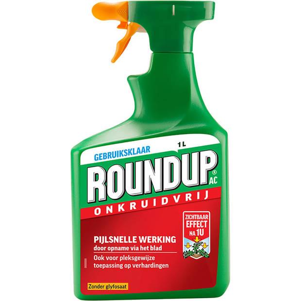 Roundup Natural Kant en Klaar 1L spray