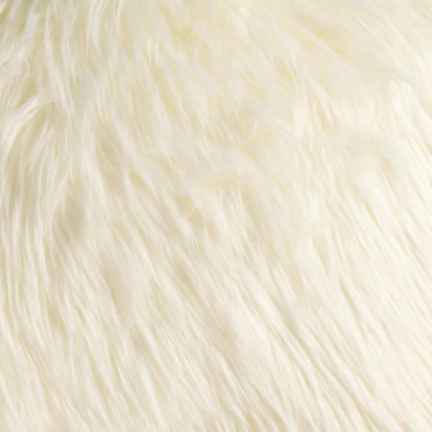 Dutch Decor Sheep 40x40x40 cm ivoor