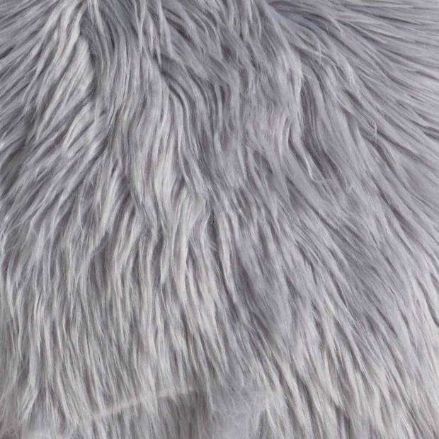Dutch Decor Sheep 40x40x40 cm lichtgrijs