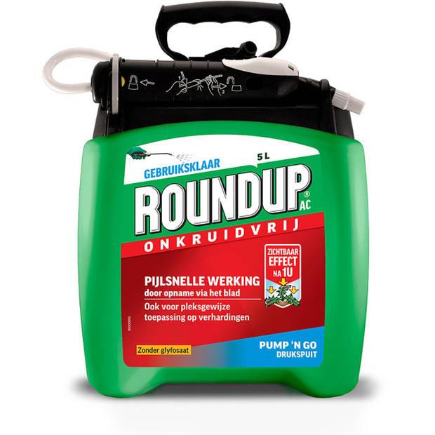 Roundup Natural Kant en Klaar 5L Pump n Go