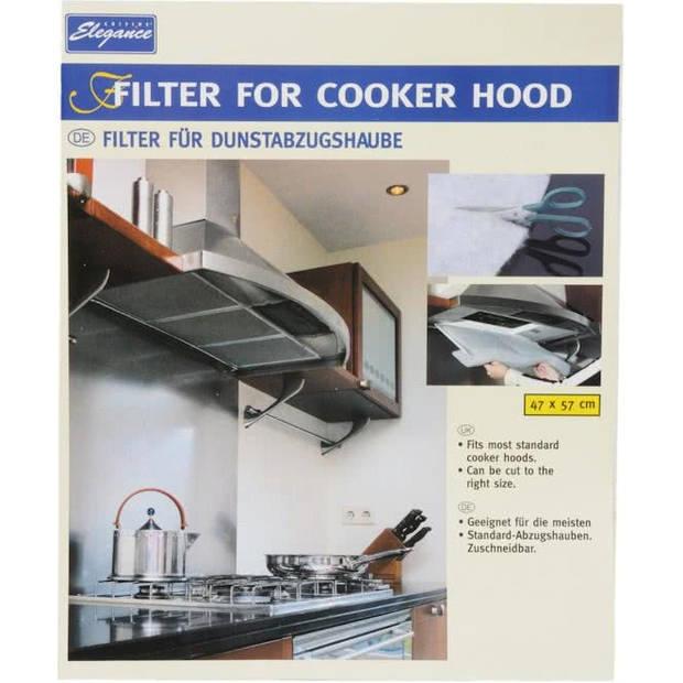Wasemkap / afzuigkap filter 40x55