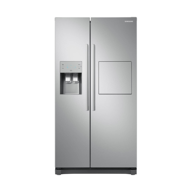 Samsung RS50N3903SA/EF amerikaanse koelkasten - Zilver