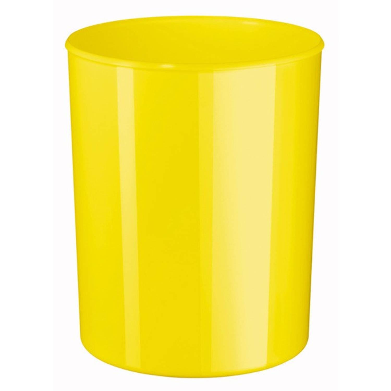 Korting papierbak HAN i Line New Colours 13 liter geel