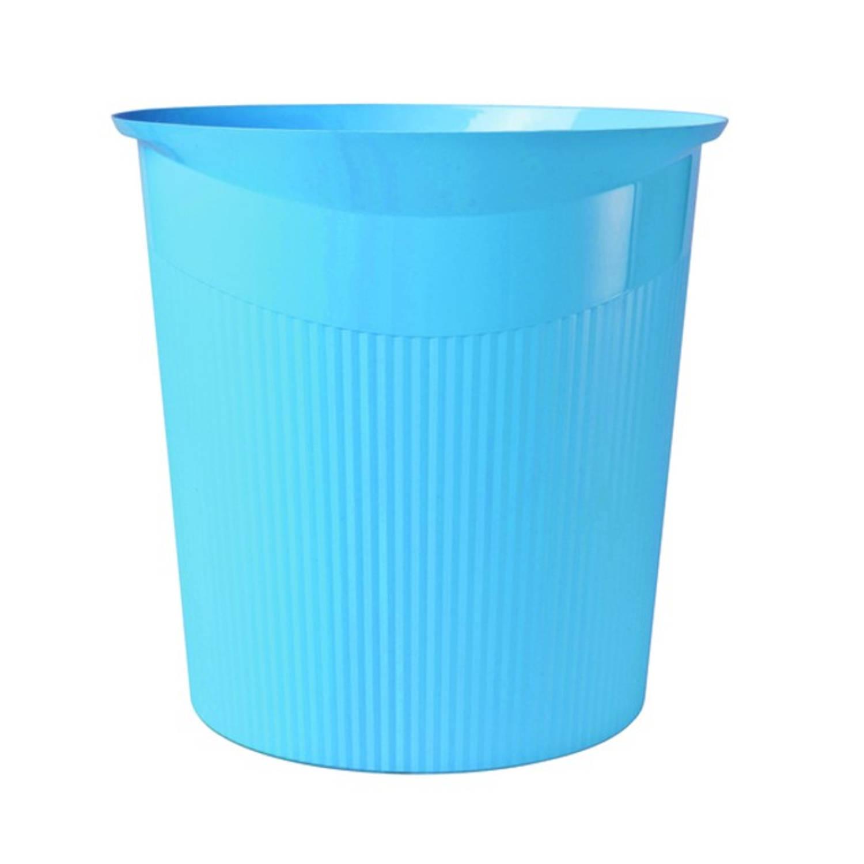 Papierbak Han Loop 13 Liter Trend Colour Lichtblauw