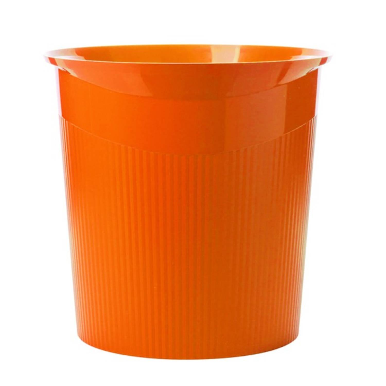 Papierbak Han Loop 13 Liter Trend Colour Oranje