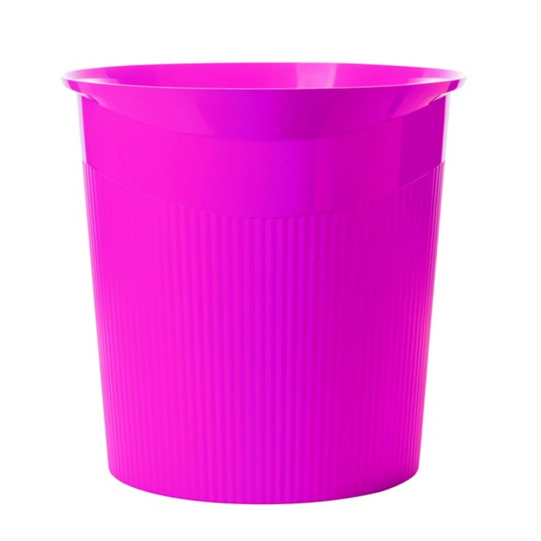 Papierbak Han Loop 13 Liter Trend Colour Roze
