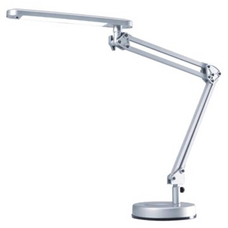 Korting Hansa Bureaulamp 4 Stars, Led lamp, Zilver