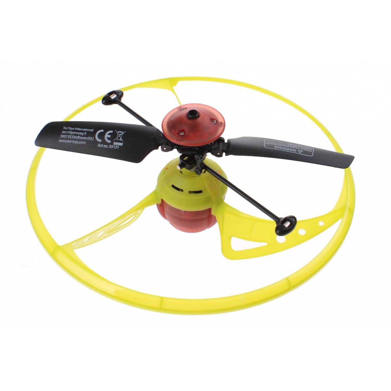 Toi-Toys infrarood UFO drone groen