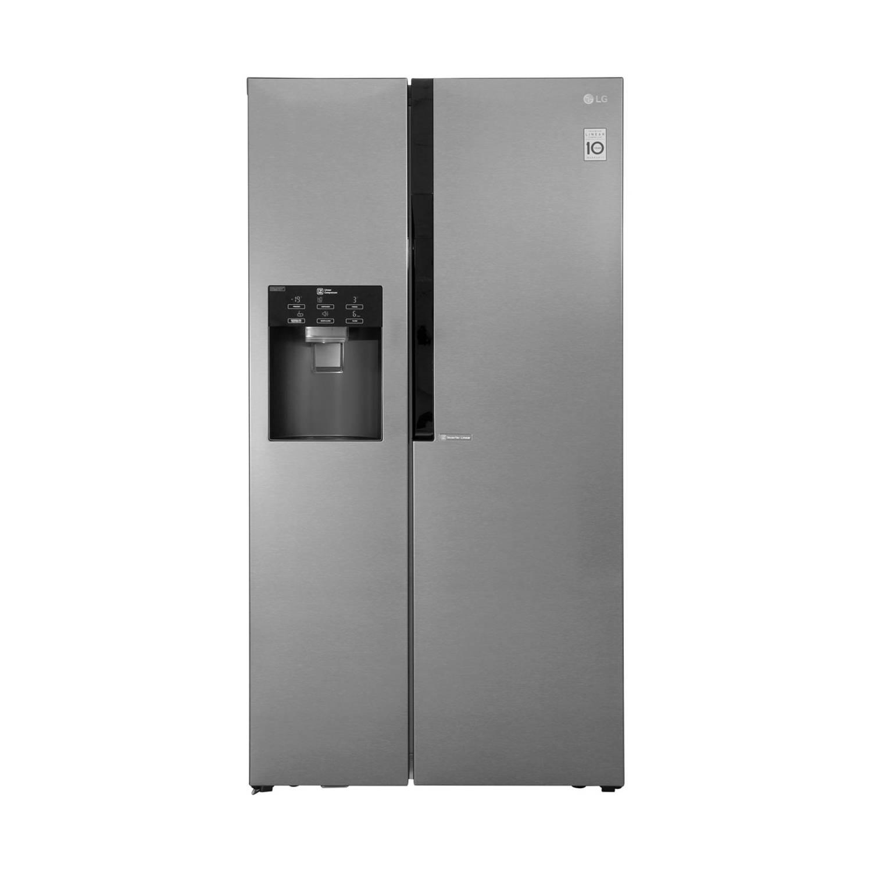 LG GSL360ICEV amerikaanse koelkasten - Antraciet