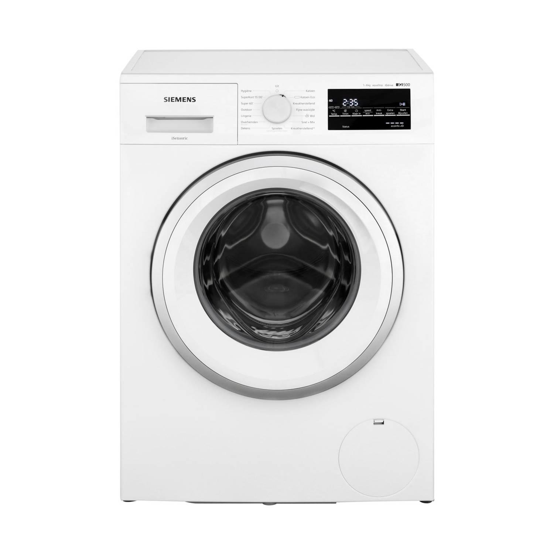 Siemens iQ500 WM14T463NL wasmachines - Wit