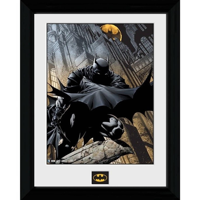 GB Eye poster in lijst Batman Stalker 30 x 40 cm