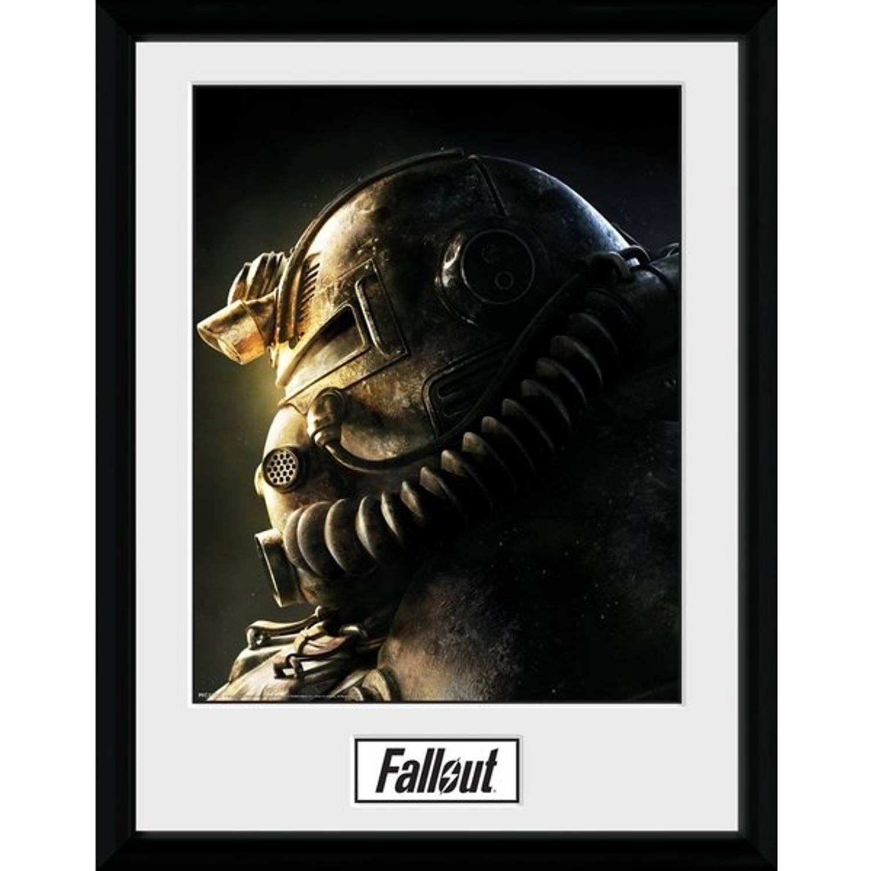Gb Eye Poster In Lijst Fallout 76 T51b 30 X 40 Cm