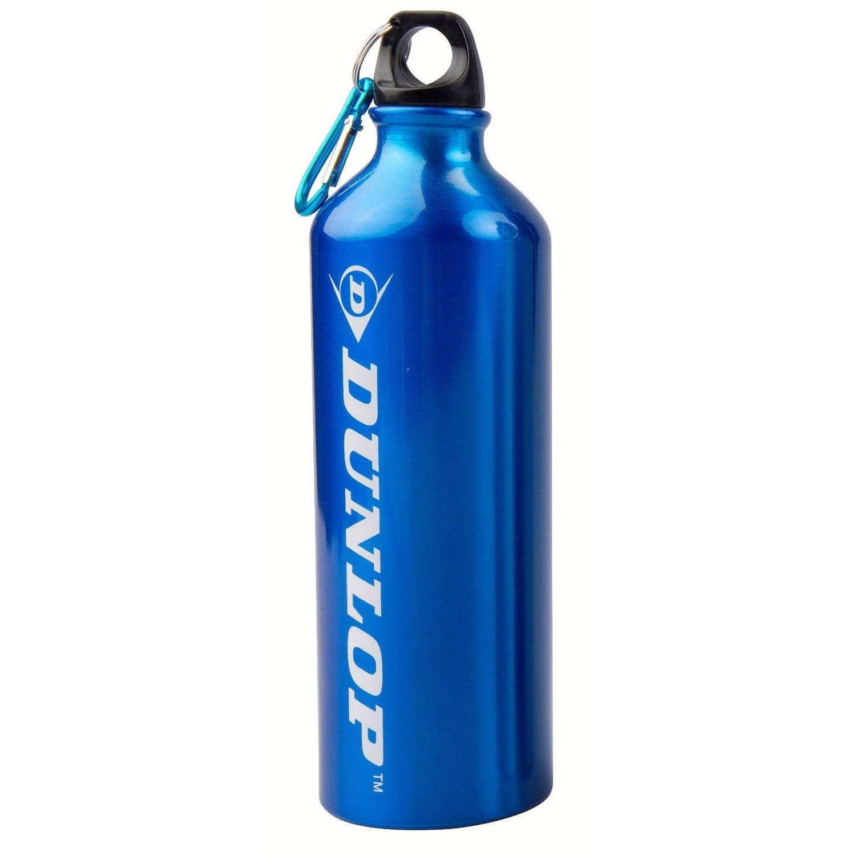 Dunlop Drinkfles Aluminium Blauw 750 Ml