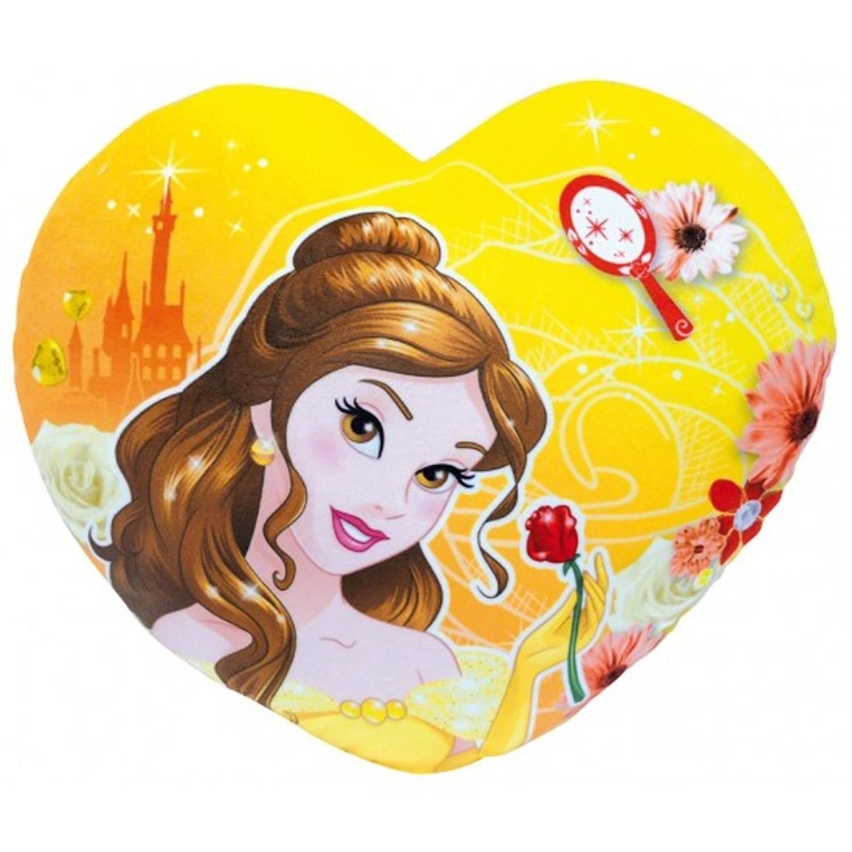 Hartjes kussen Belle