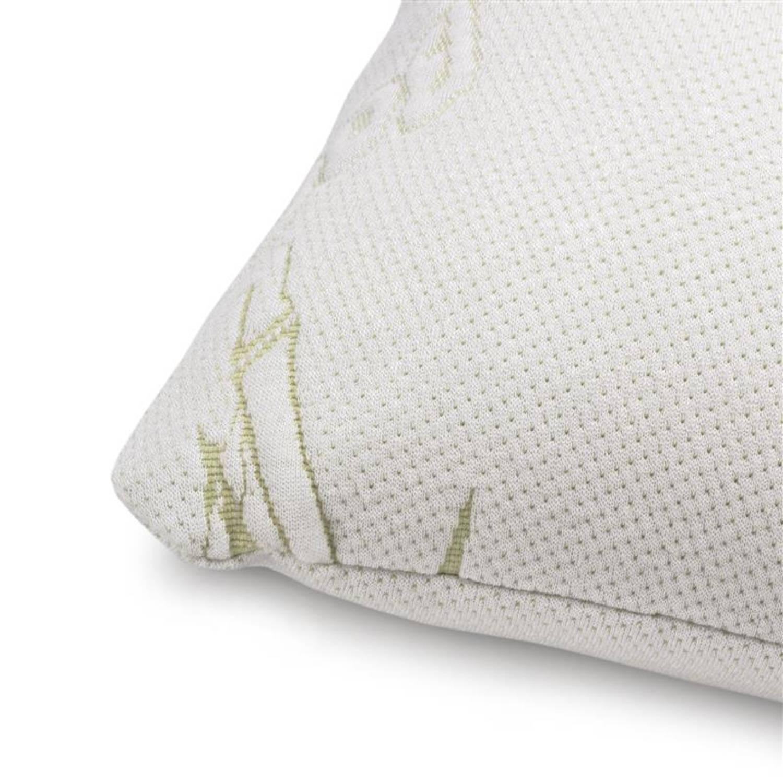 Wat Voor Kussen.Bamboo Air Pillow Hoofdkussen Blokker