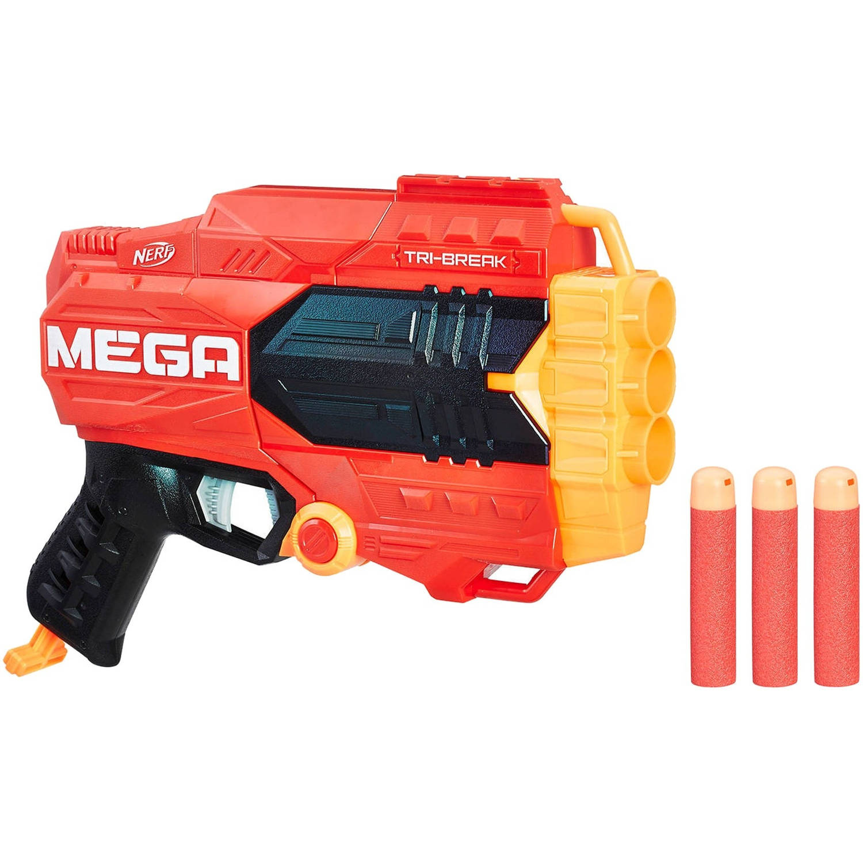 N-strike Elite Mega Tri-Break Nerf