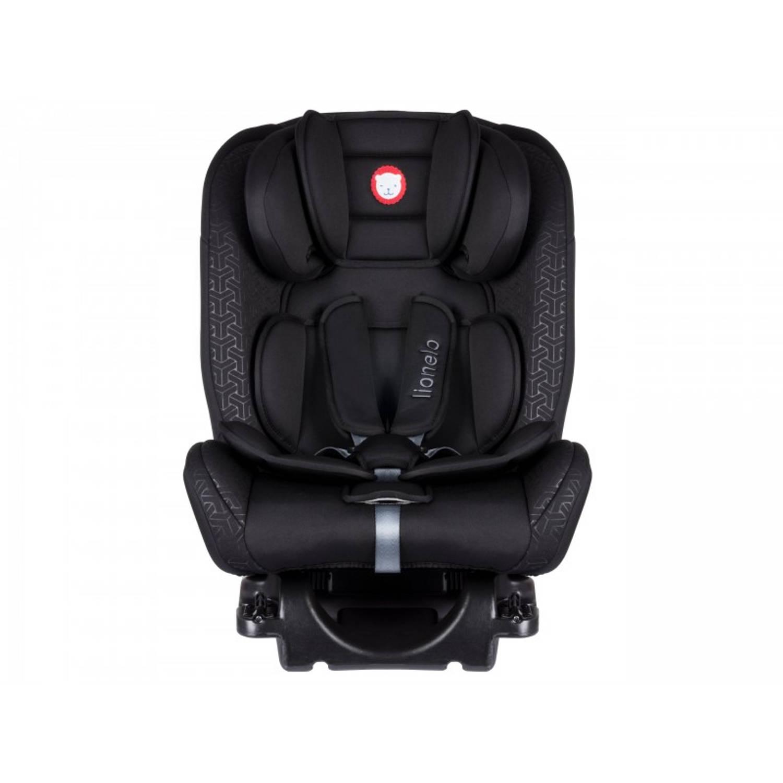 Lionelo Sander Autostoel 0-36kg Isofix -180 graden draaibaar (voor of achterwaarts) toptether met li