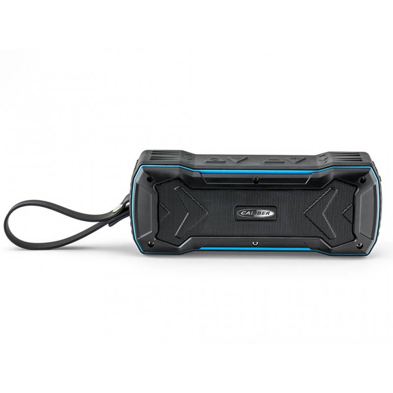 Caliber HPG328BT Draagbare Bluetooth® luidspreker met AUX-in en micro-SD, spatwaterdicht (IPX5)
