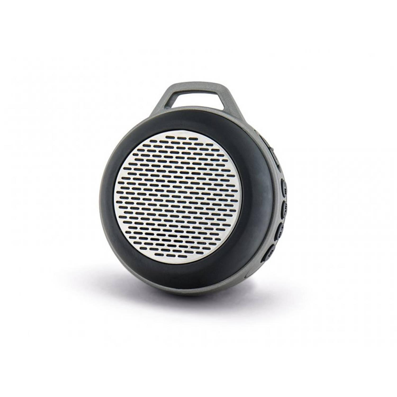Caliber HPG326BT draagbare Bluetooth® luidspreker met FM tuner, AUX-in en micro-SD - zwart
