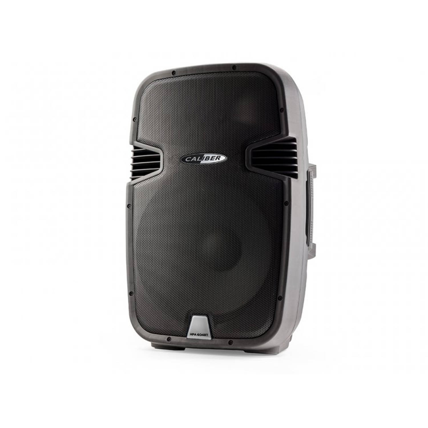 Caliber HPA604BT bluetooth partytrolley accu speaker 15 woofer 210Watt