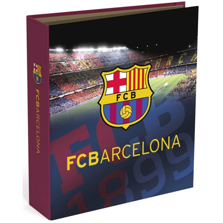 Ringband barcelona A4 stadion breed 8 cm