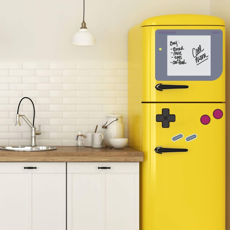 Muursticker Nintendo RoomMates Gameboy