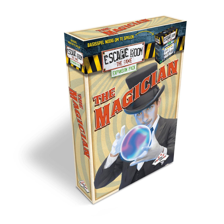Afbeelding van Escape Room: The Game uitbreidingsset The Game Magician