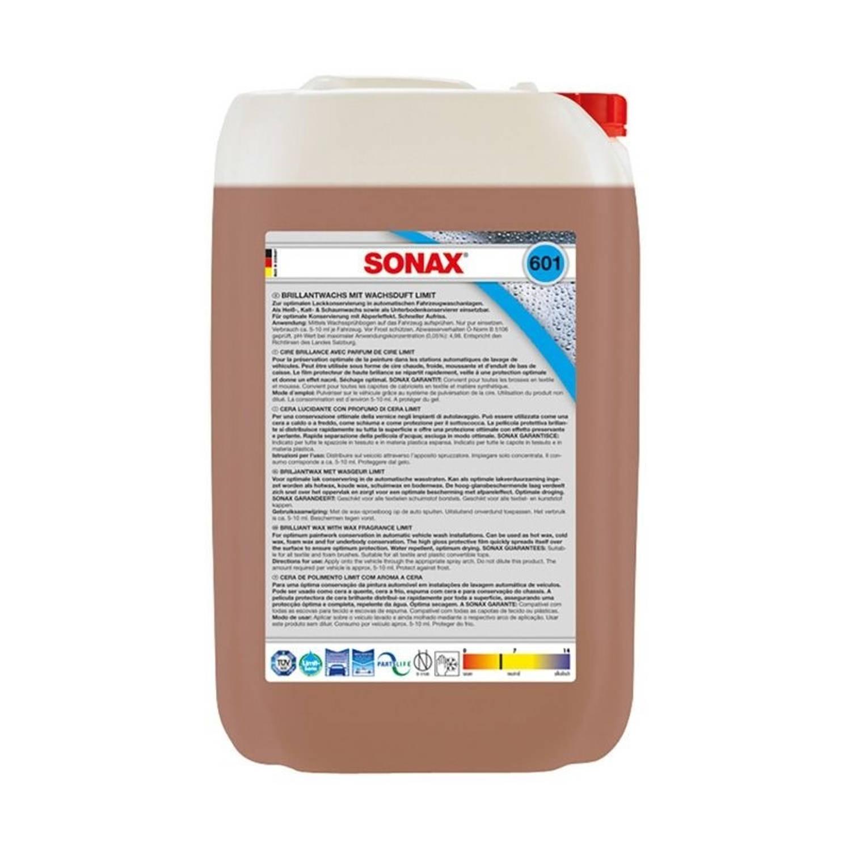 Sonax Briljant Wax 25 liter (601.705)