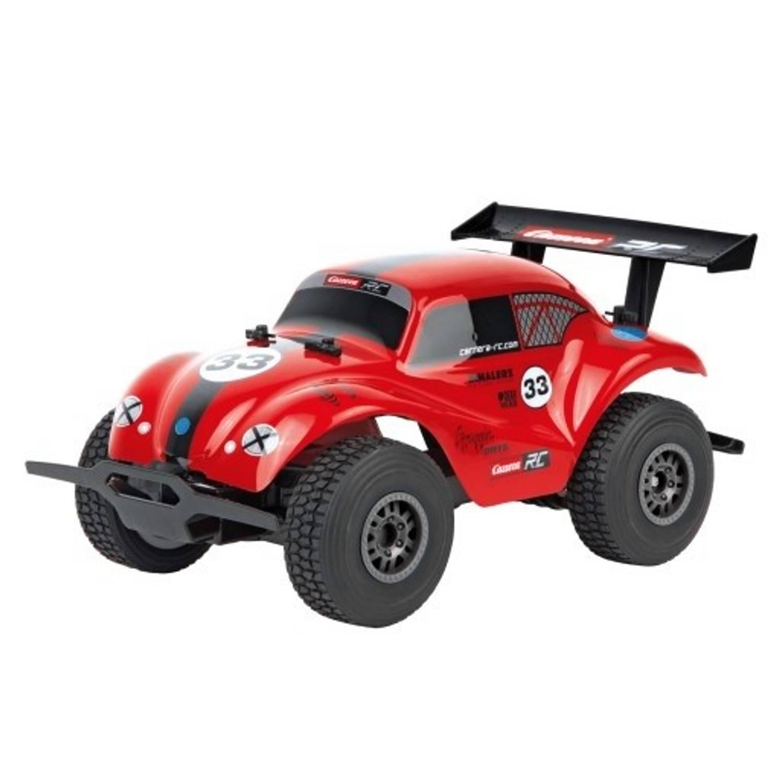 Carrera Bestuurbare auto Volkswagen Beetle rood