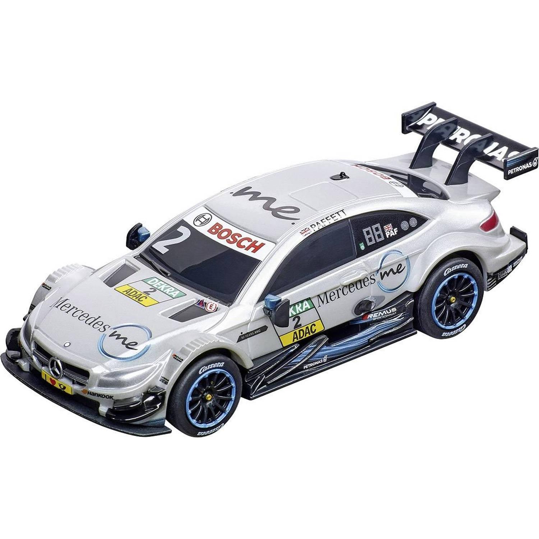 Carrera Go racebaanauto Mercedes AMG DTM HWA wit