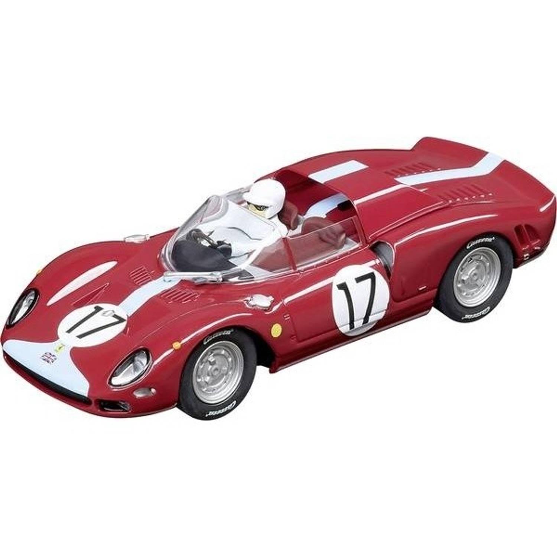 Carrera Digital racebaan auto Ferrari 365 P2 rood 1:32