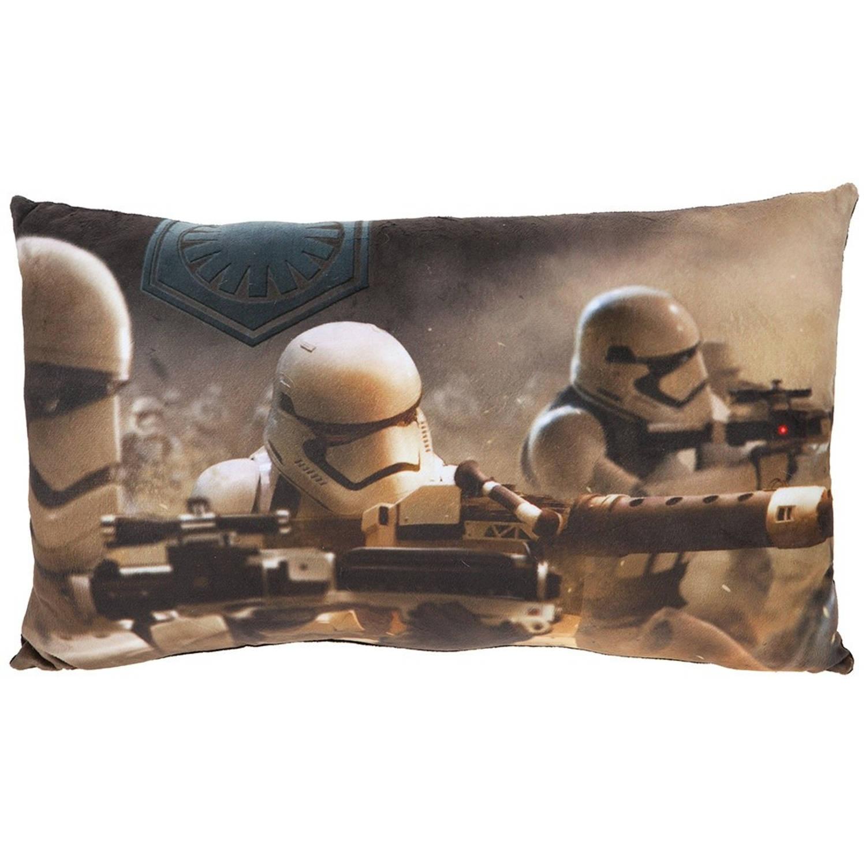 Kamparo kussen Star Wars Episode 7 50 x 30 cm bruin