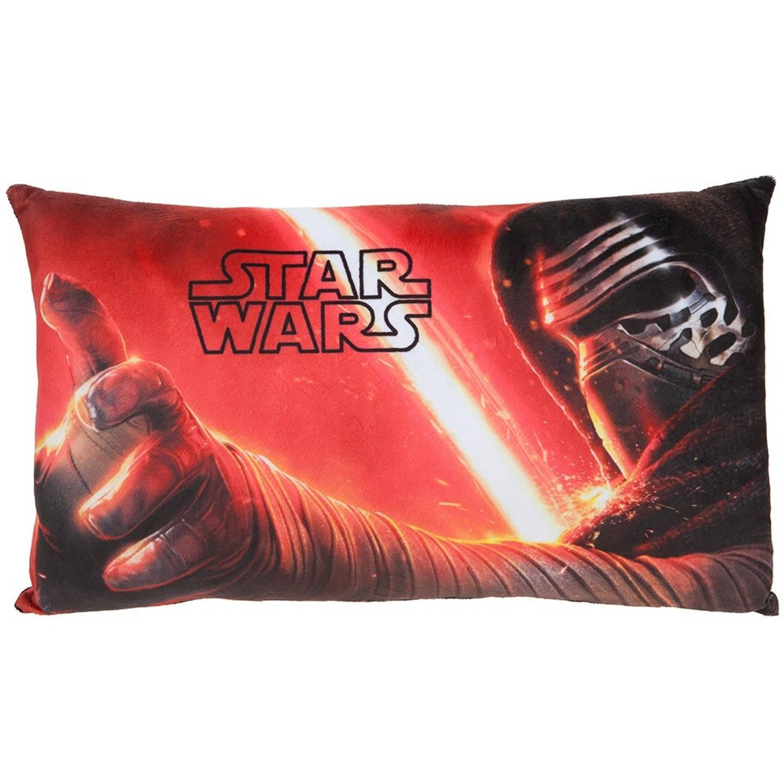 Kamparo kussen Star Wars Episode 7 50 x 30 cm rood