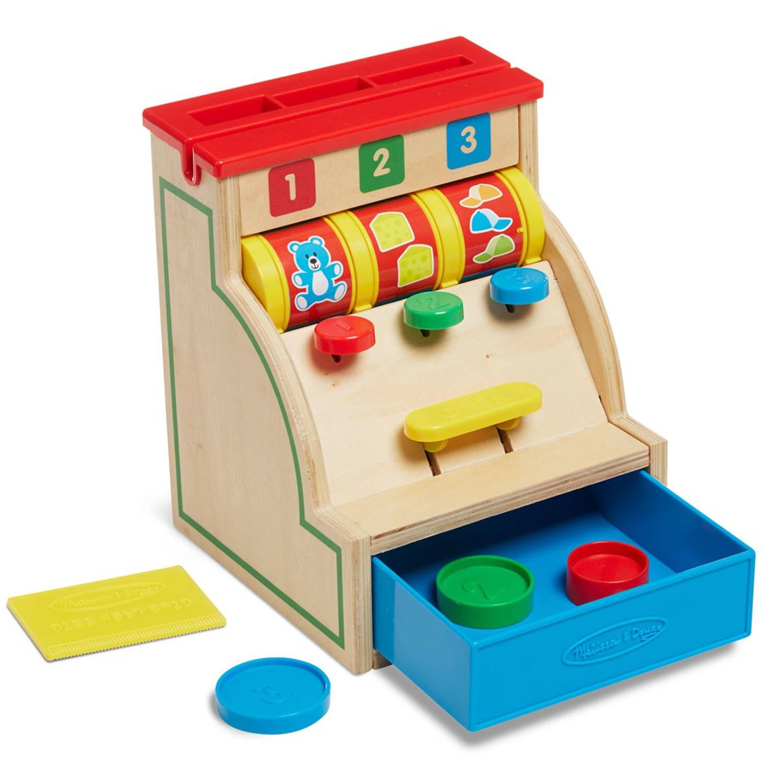 Melissa & Doug Houten Speelgoed Kassa