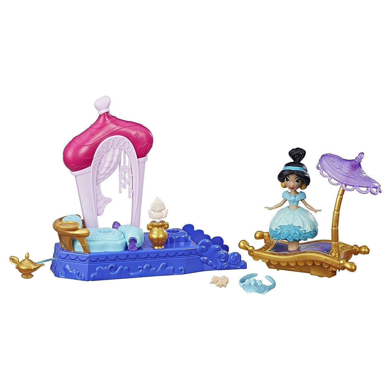 Hasbro Disney Princess Jasmine vliegend tapijt meisjes paars