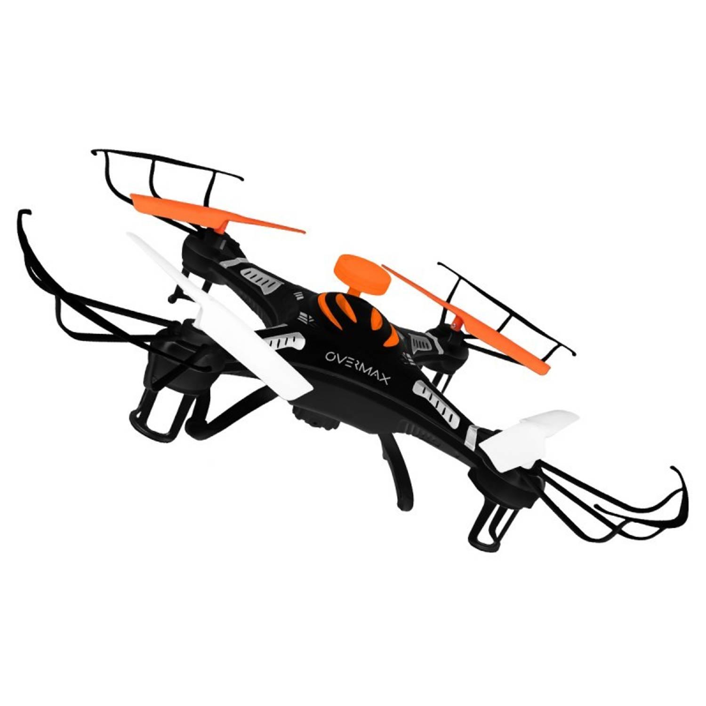 Overmax X-Bee 2.5 drone met camera - 100m bereik - 2 accu's - met Wifi - 20 min vlucht